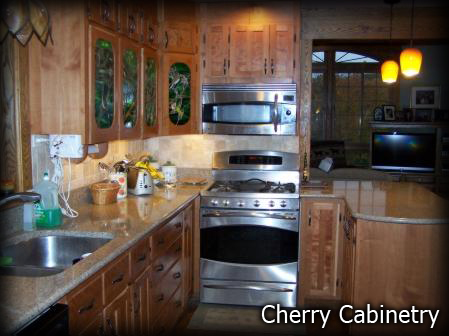 Cherry Kitchen